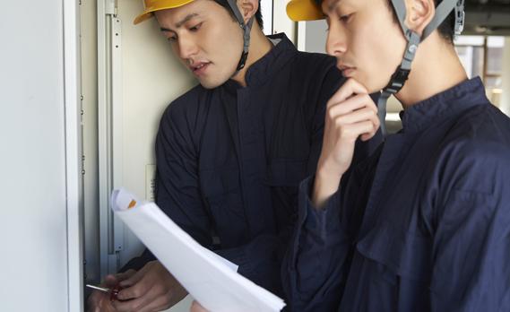 通信建設工事を主軸とした経験が豊富