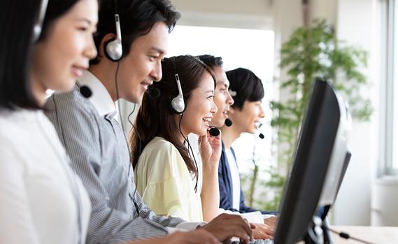 コールセンターのプロフィット化を実現