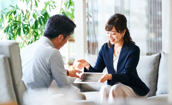 日本全国で訪問営業体制を構築可能