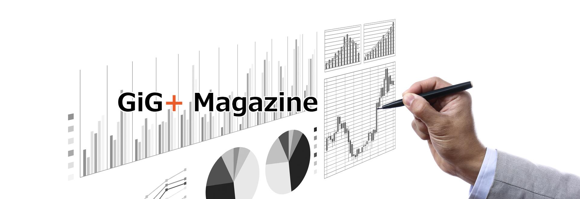 GiG+ Magazine